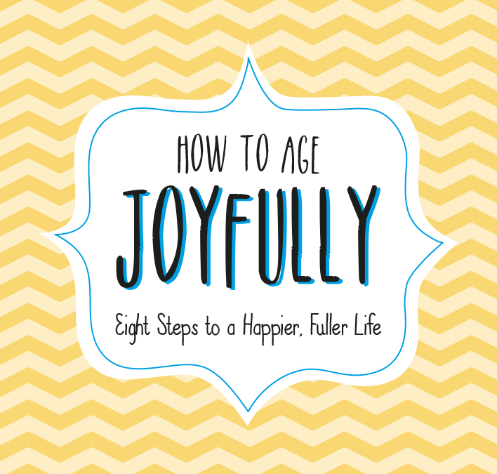 How to age joyfully book logo
