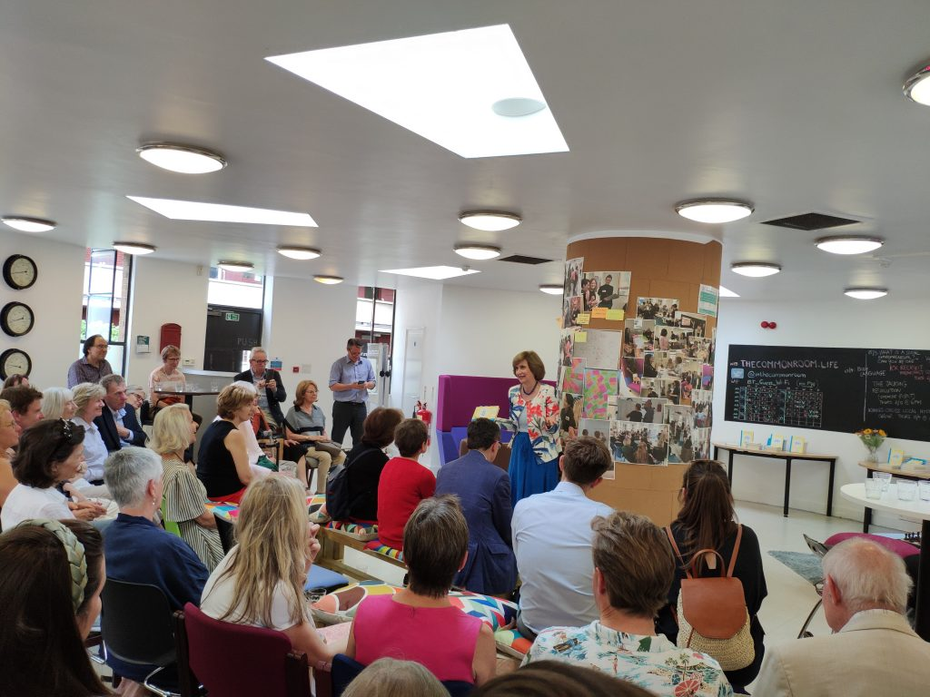 book launch of How To Age Joyfully